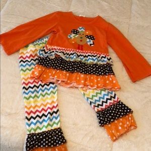 Other - Kids thanksgiving outfit